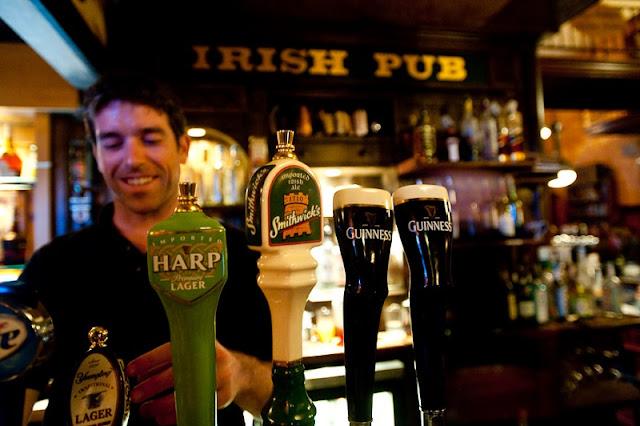 Bares e Pubs em Dublin