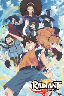 Nonton Anime Radiant Subtitle Indonesia