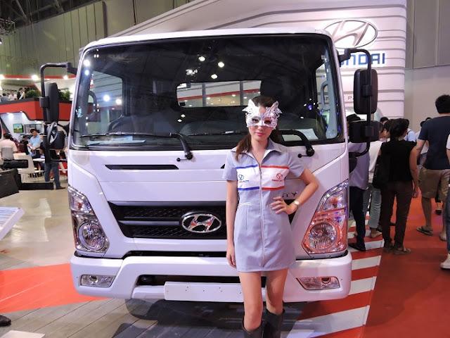 Xe tải Hyundai Mighty QT