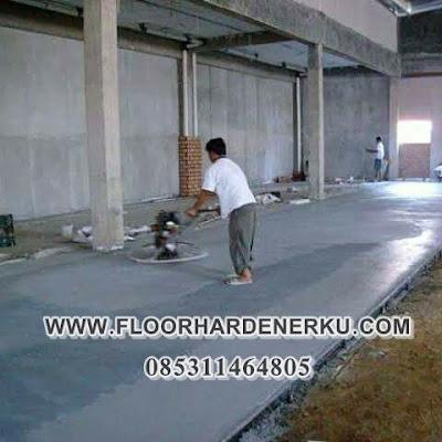 Harga Jasa Floor Hardener Sika Murah Terbaru