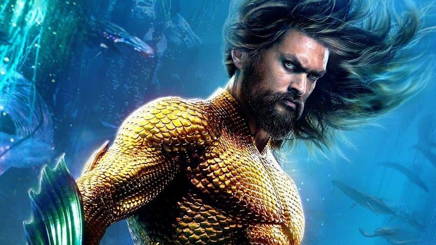 Аквамен, Aquaman, Рецензия, Обзор, Review, DC, DCEU, 2018
