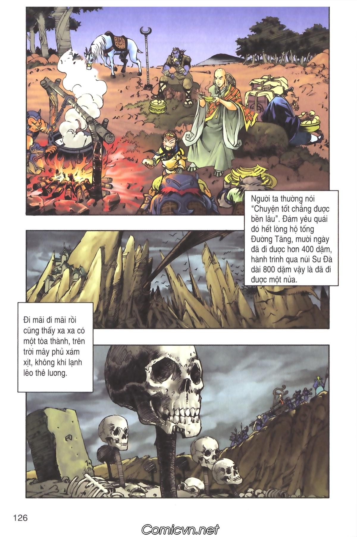 Tây Du Ký màu - Chapter 122 - Pic 14