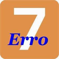 erro 7 ganhar dinheiro