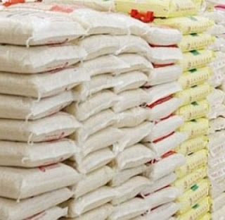 Prices of Rice Crashes