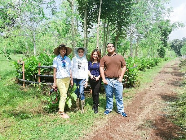 JPM Eco-Farm Tour