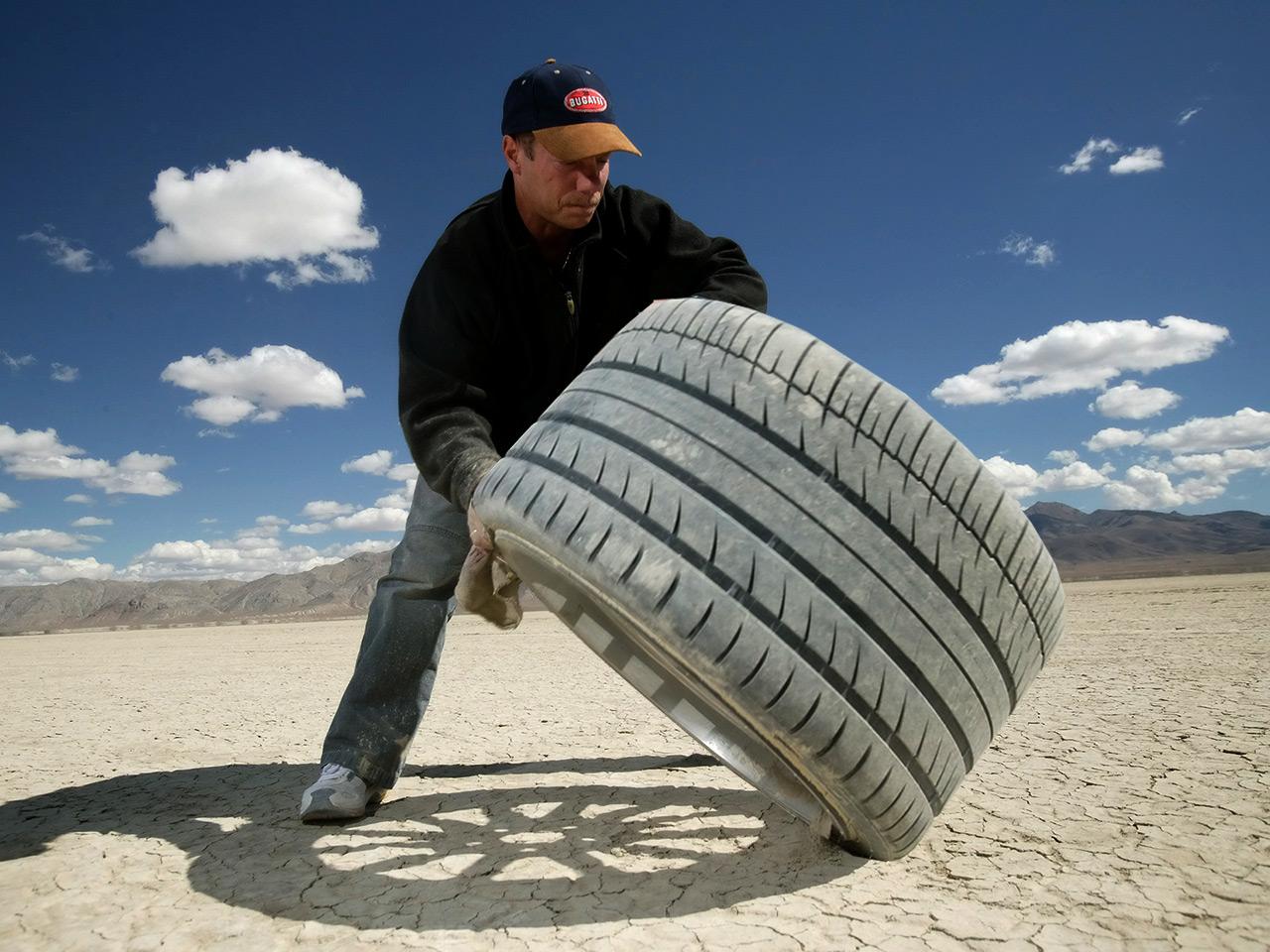 Bugatti veyron tyres