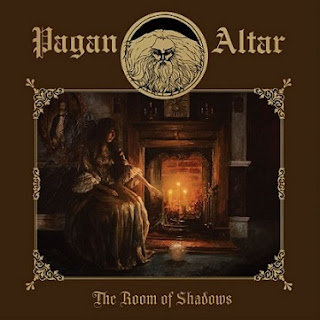 "Pagan Altar - ""The Room of Shadows"" (audio) from the same title album"