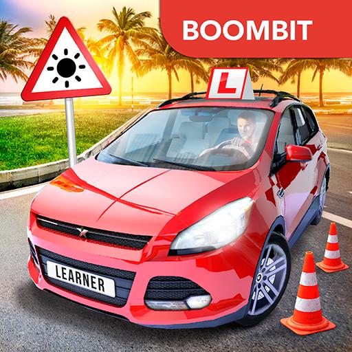 تحميل لعبه Car Driving School Simulator مهكره اخر اصدار