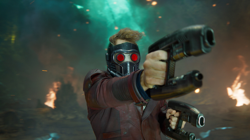 The Last Thing I See Guardians Of The Galaxy Vol 2 2017 Movie Review