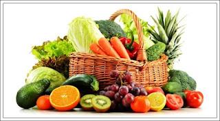 Makanan Sehat bikin awet muda