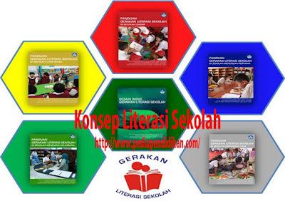 Gerakan Literasi Sekolah : Konsep Literasi Sekolah