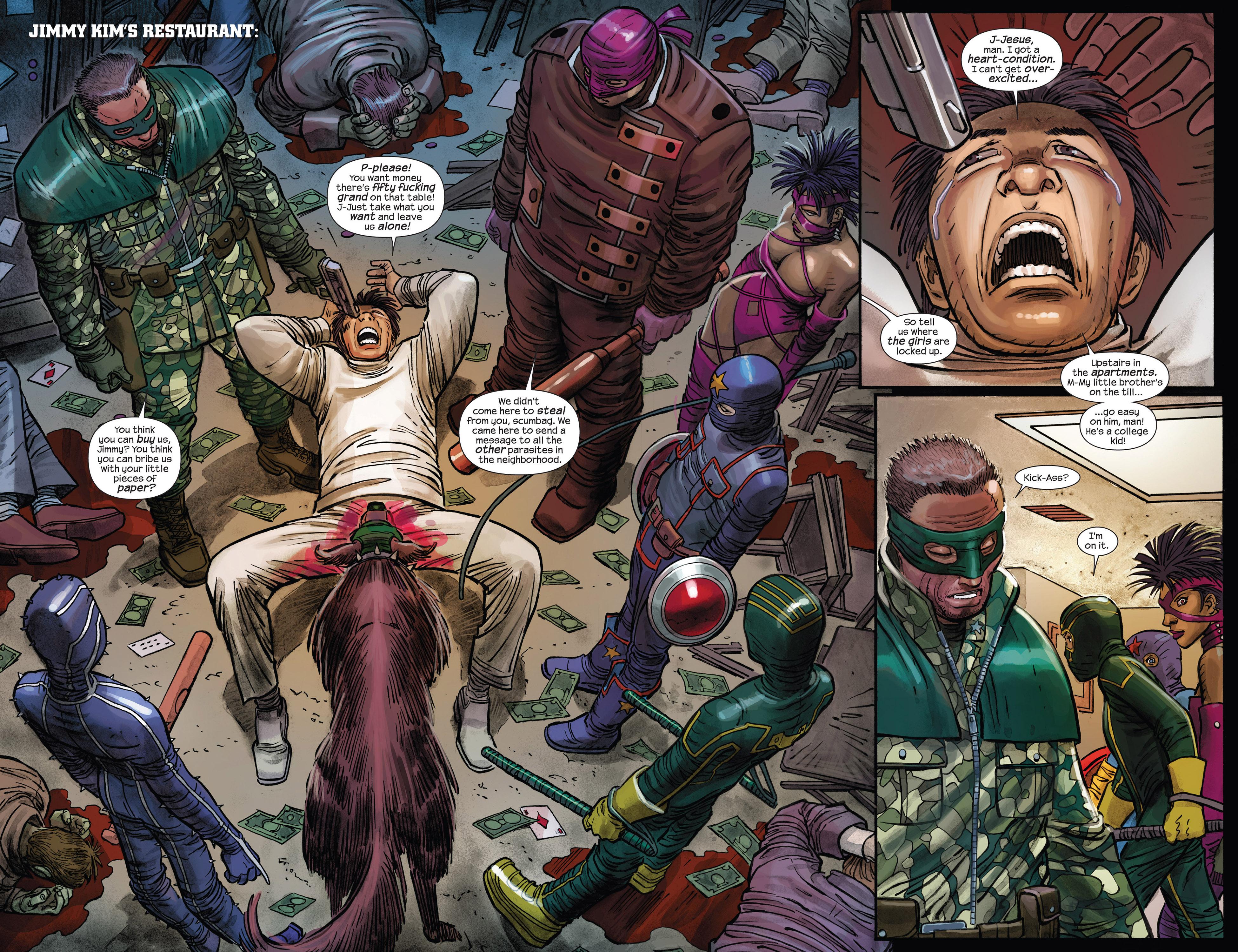 Kick Ass 2 Issue 2   Read Kick Ass 2 Issue 2 comic online