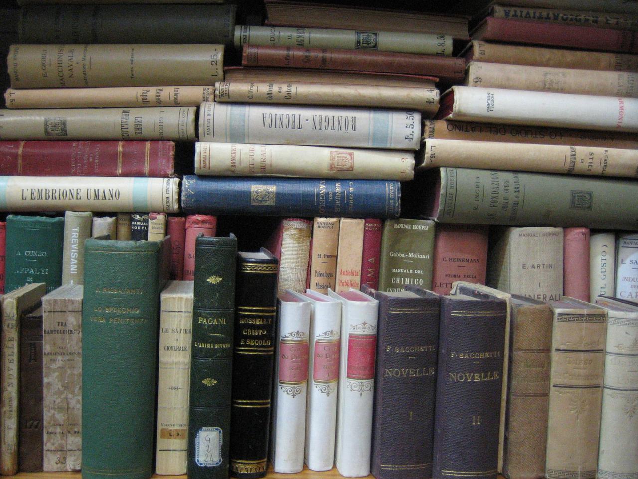 Los libros son para intelectuales. Las series no.