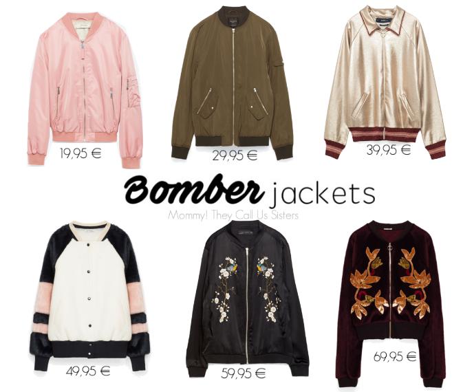 Bomber Jackets Zara