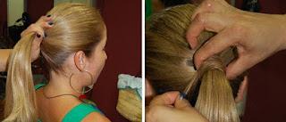 Peinado paso a paso: el moño corbatín