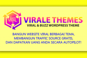 Virale - Viral & Buzz WordPress Theme