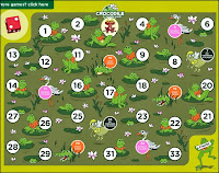 Resultado de imagen de Adjectives Antonyms Opposites ESL Vocabulary Crocodile Board Game