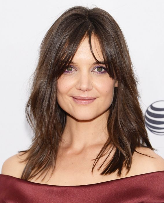 The Art Of Choosing Perfect Hair Bang For Your Face Shape Celebrity Inspired Vestellite