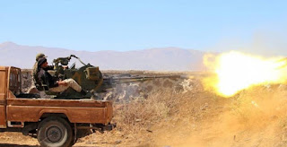 Allahu Akbar! Pejuang Suriah Berhasil Gagalkan Serangan Rezim, Bunuh 30 Tentara Syiah