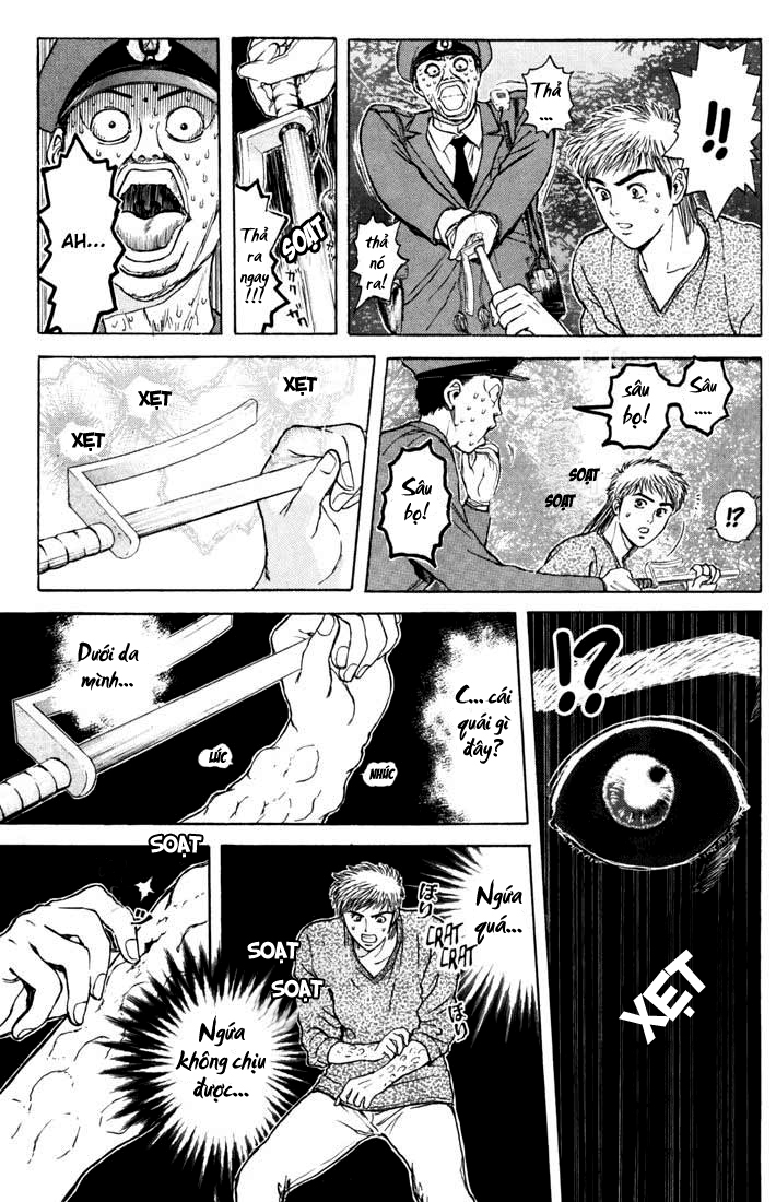 Psychometrer Eiji chapter 53 trang 18