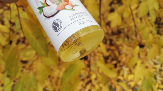 Testuje z TZU #23: Cosnature naturalny aromatyczny migda?owo-kokosowy olejek do piel?gnacji cia?a