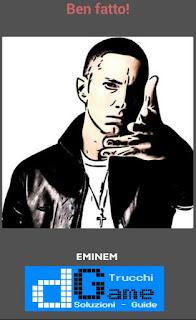 Soluzioni Indovina il Rapper livello 1