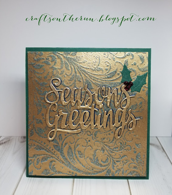 online card classes merry making