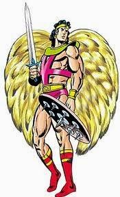 Bhokal with Wings Raj Comics