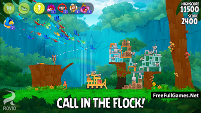 Angry Birds Rio PC Game Free Download Full Version