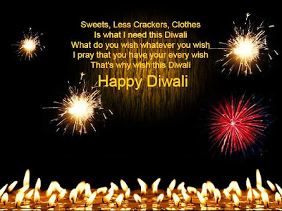 Happy Diwali SMS Image