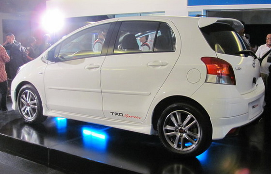 Toyota Yaris Trd 2012 Bekas Spek Grand New Avanza 2018 Harga Juni Seo Loker Bulan Februari Di Jakarta Bogor Depok