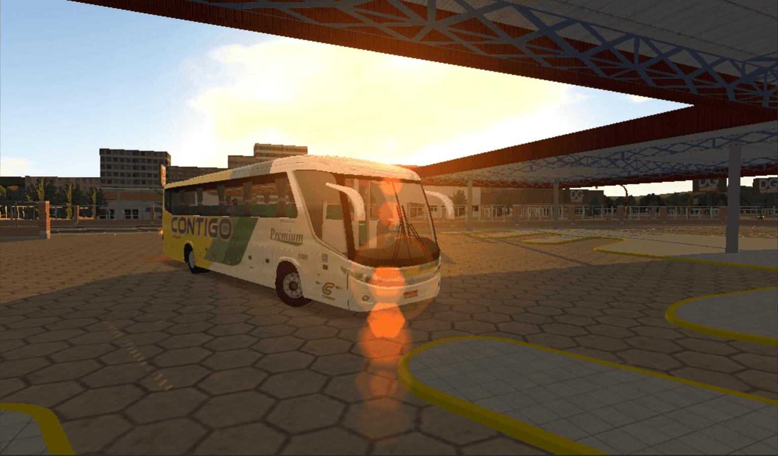 Heavy Bus Simulator v 1.086 apk mod DINHEIRO INFINITO