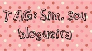 banner tag sim, sou blogueira