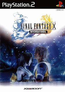 Final Fantasy X International [ Ps2 ] { Torrent }