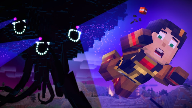 Minecraft Story Mode Download Episode 2 Photo