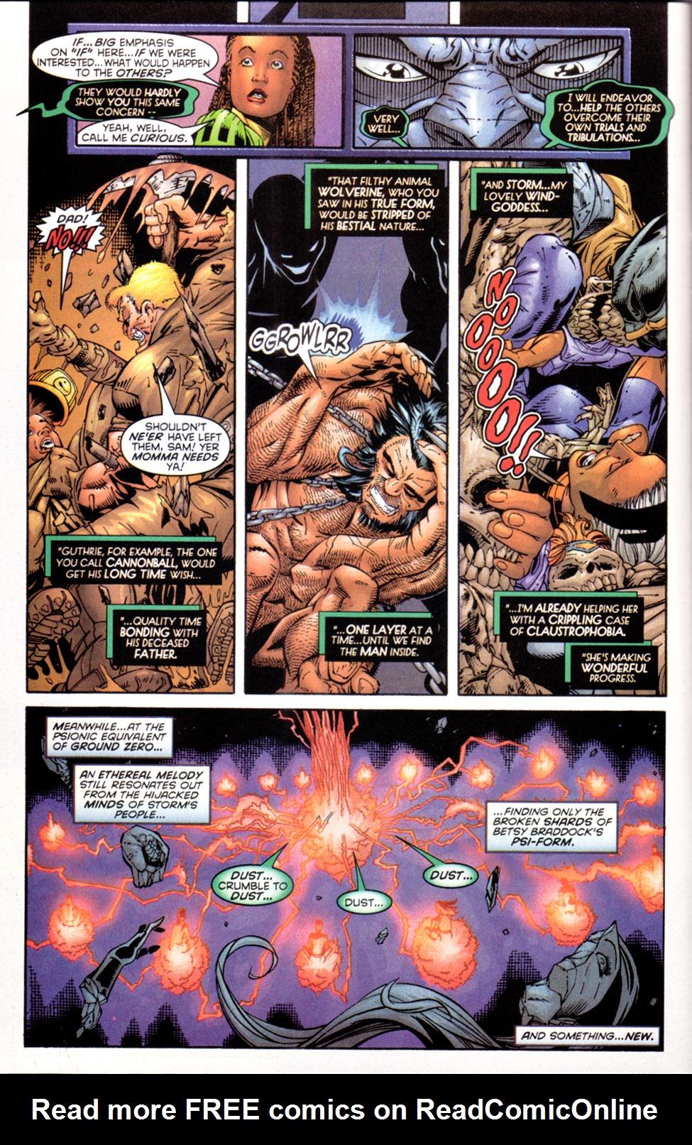 X-Men (1991) 78 Page 6