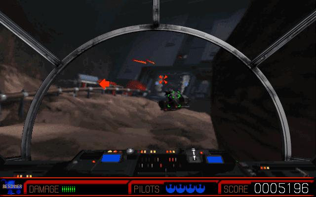 Star wars rebel assault ii the hidden empire (g) (disc 1) iso.