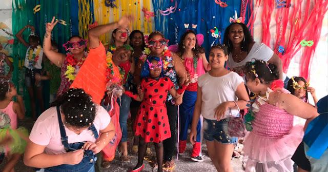 Escolas de Caxias em clima de carnaval 4