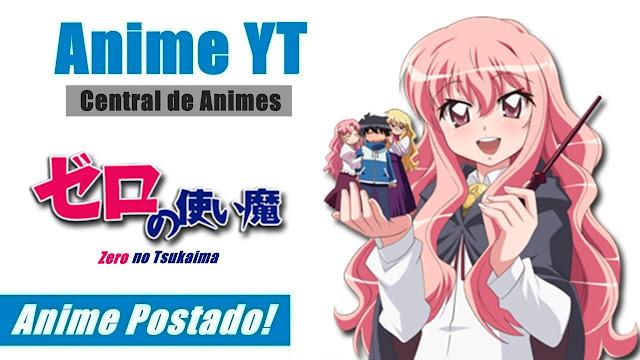 Zero no Tsukaima Season 1 BD
