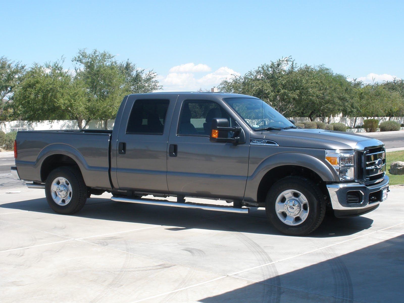 Review of the 2011 Ford F 250 Pickup Truck – Truck Camper Adventure