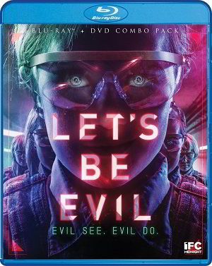 Lets Be Evil 2016 BRRip BluRay 720p