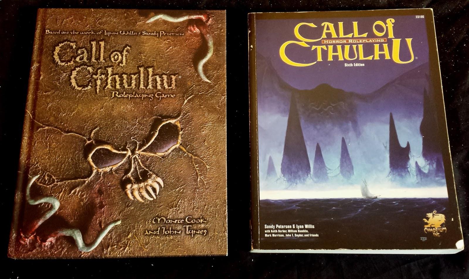 CALL OF CTHULHU D20 EBOOK