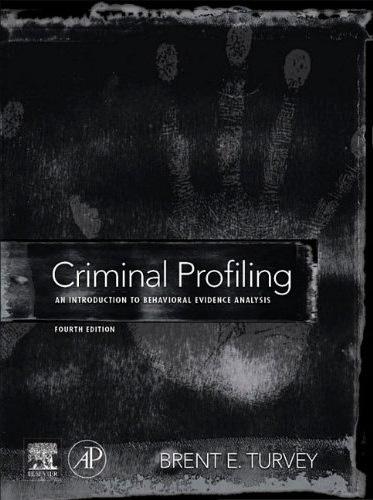 criminal profiling criminal profiling behavioral evidence analysis behavioral evidence analysis contexts