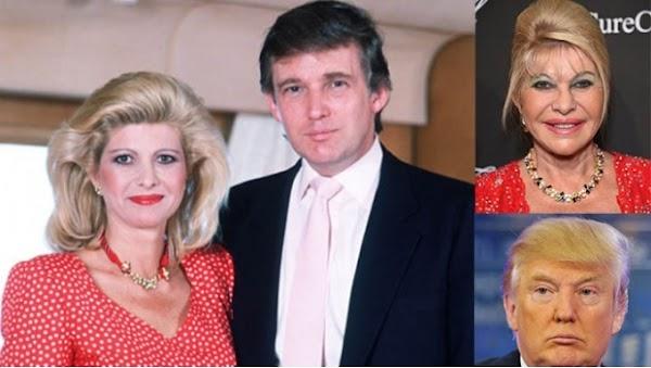 Ex esposa de Trump rompe el silencio y revela que le fue infiel con un mexicano