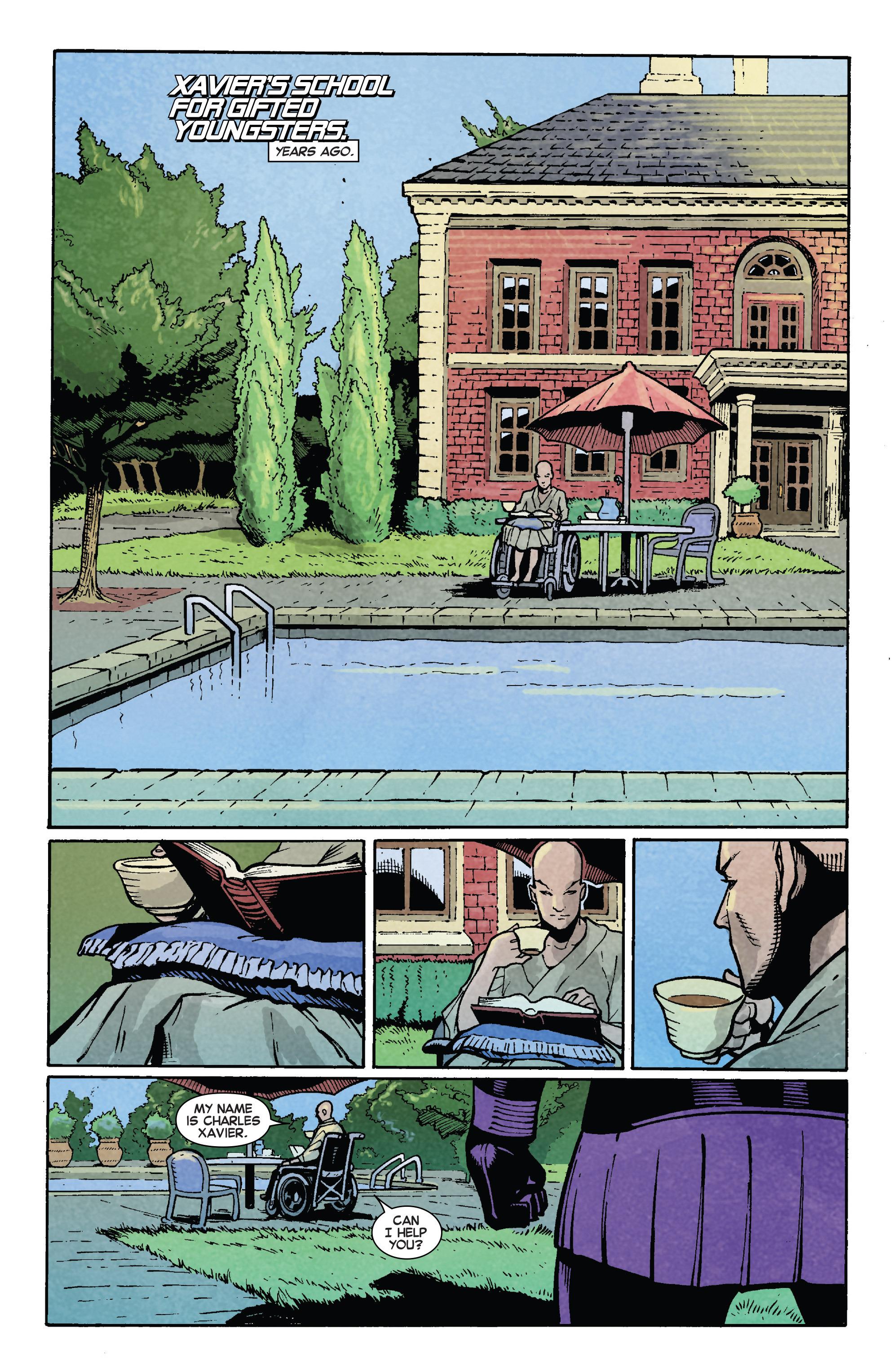 Read online Uncanny X-Men (2013) comic -  Issue # _TPB 5 - The Omega Mutant - 74