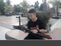 Youtubers Cikendethdeth asal Bulukumba berpartisipasi di Youtube Rewind Makassar 2018
