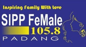 SIPP Female 105.8 FM Padang Inspiring family with love