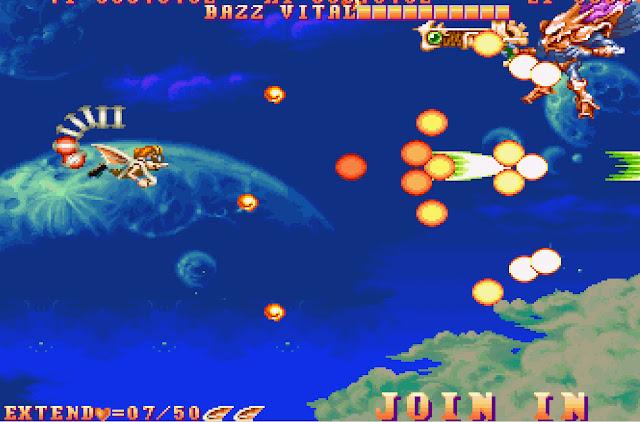 Three Wonders Chariot Style Boss 1 Screenshot