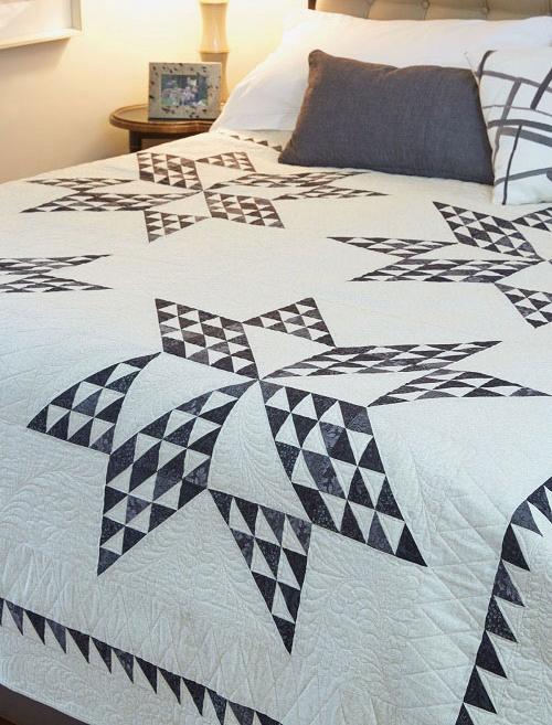 Night & Day Quilt Free Pattern