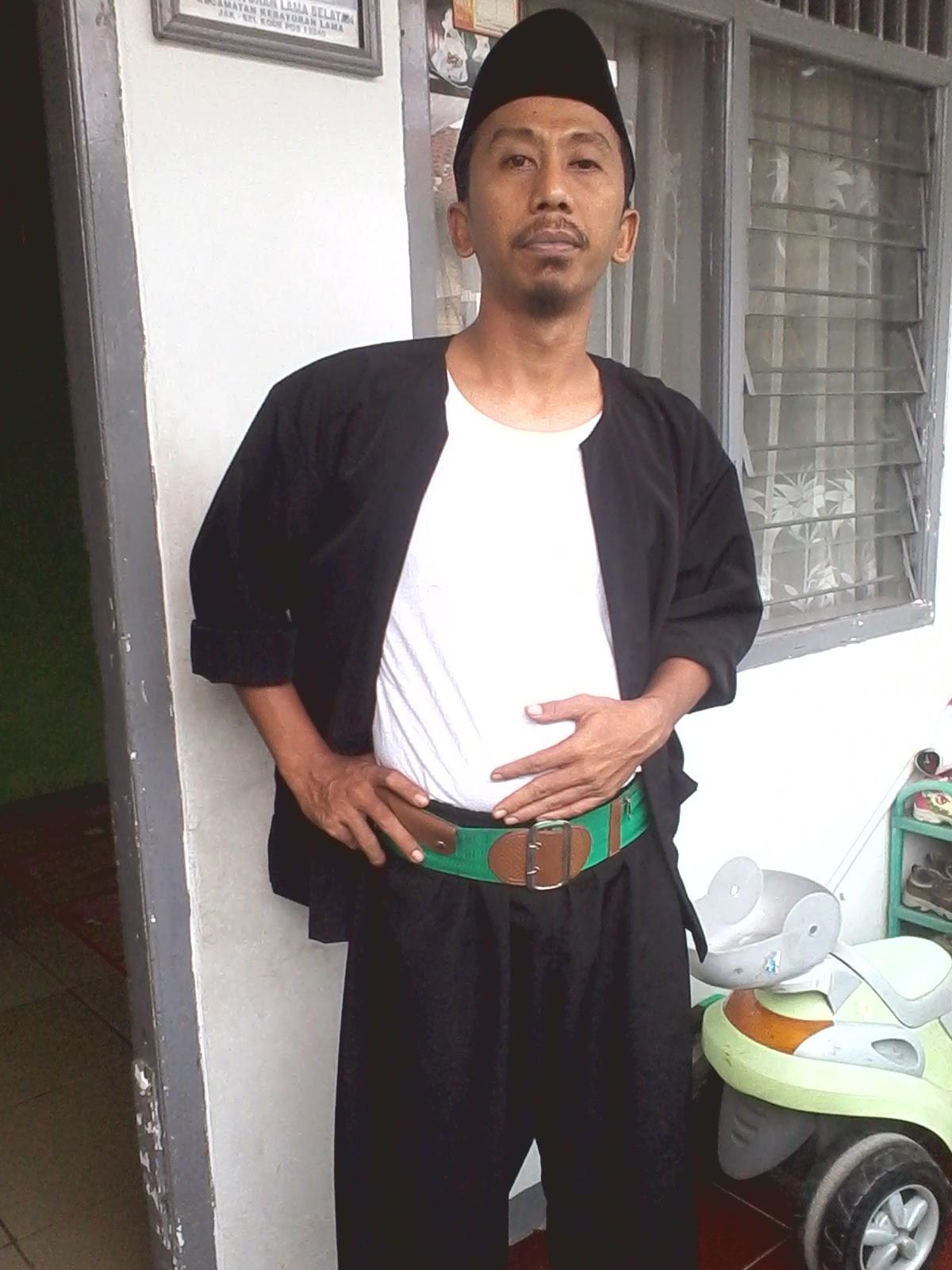 Tradisional Pakaian Adat Betawi